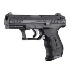 PISTOLA WALTHER P22 6mm NEGRA