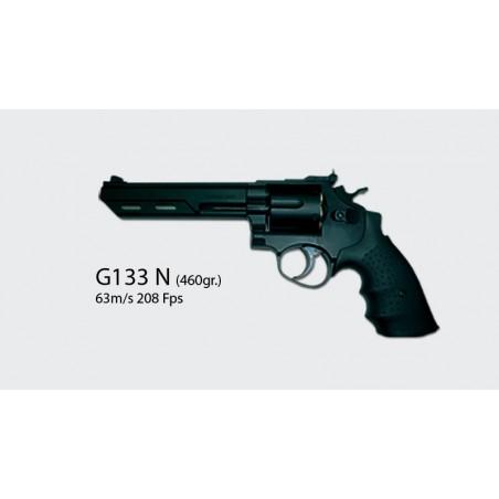 REVOLVER HG133 6MM GAS