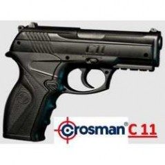 PISTOLA CROSMAN C11 4,5mm CO2