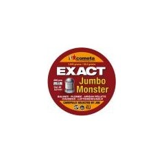 BALINES COMETA EXACT JUMBO MONSTER 5,5mm