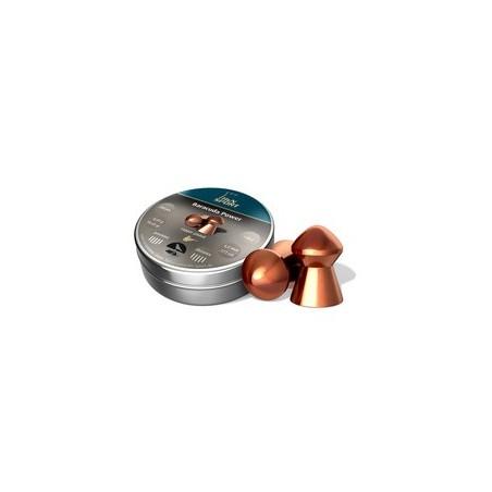 BALINES H&N BARRACUDA POWER 5,5mm