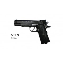 PISTOLA SPECIAL COMBAT 1911 NEGRA 4,5mm CO2