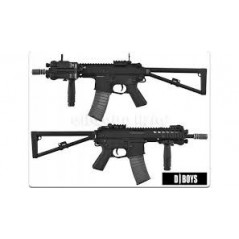 FUSIL M4 PDW BOY ELECTRICO 6mm