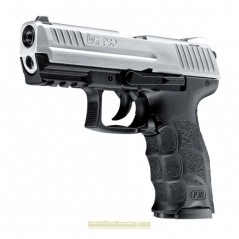 DETONADORA HK P30 PLATA 9mm