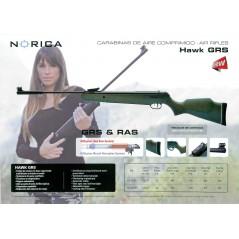 NORICA HAWK GRS GREEN