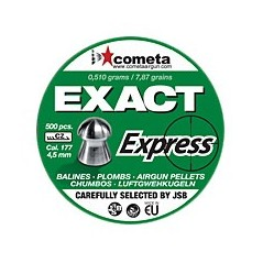 BALINES COMETA EXACT EXPRESS 4,5mm