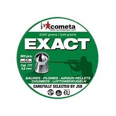 BALINES COMETA EXACT 4,5mm