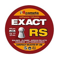 BALINES COMETA EXACT RS 4,5mm