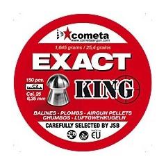 BALINES COMETA EXACT KING 6,35mm