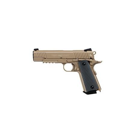 PISTOLA COLT M45 CQBP FDE CO2 4,5mm
