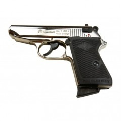 DETONADORA BRUNI POLICE 9mm CROMO