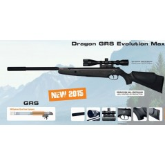 CARABINA NORICA DRAGON GRS EVOLUCION MAX 4,5mm