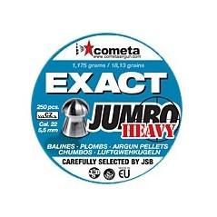 BALINES COMETA EXACT JUMBO HEAVY 5,5mm