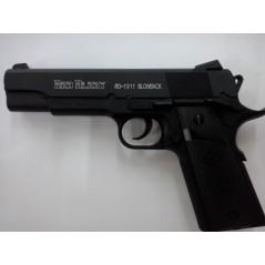 PISTOLA RED ALERT 1911 BLOW BACK 4,5mm