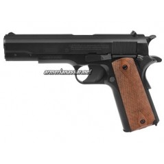 PISTOLA CROSMAN 1911 BLOW BACK 4,5mm CO2