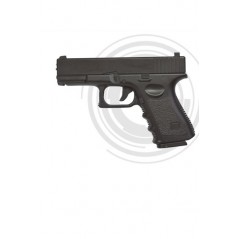 PISTOLA AIRSOFT GLOCK 17 GALAXY METALICA 6mm