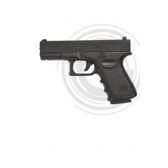 PISTOLA AIRSOFT GLOCK 17 GALAXY METALICA 6mm