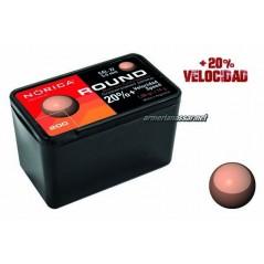 BALINES NORICA ROUND COBREADOS 5,5mm