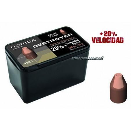 BALINES NORICA DESTROYER 5,5mm