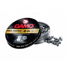 BALINES GAMO PRO-MATCH 4,5mm