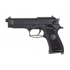 PISTOLA F92 ELECTRICA AIRSOFT 6mm