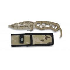 CUCHILLO ALBAINOX APALACHE Hoja: 8.3cm