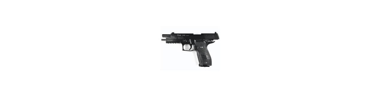 pistolas co2 blow back