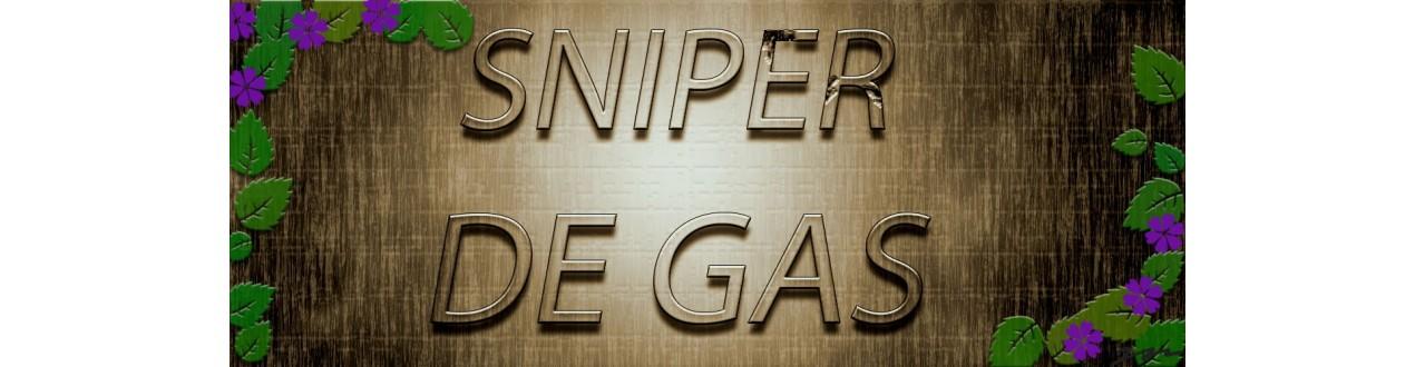 francotirador de gas