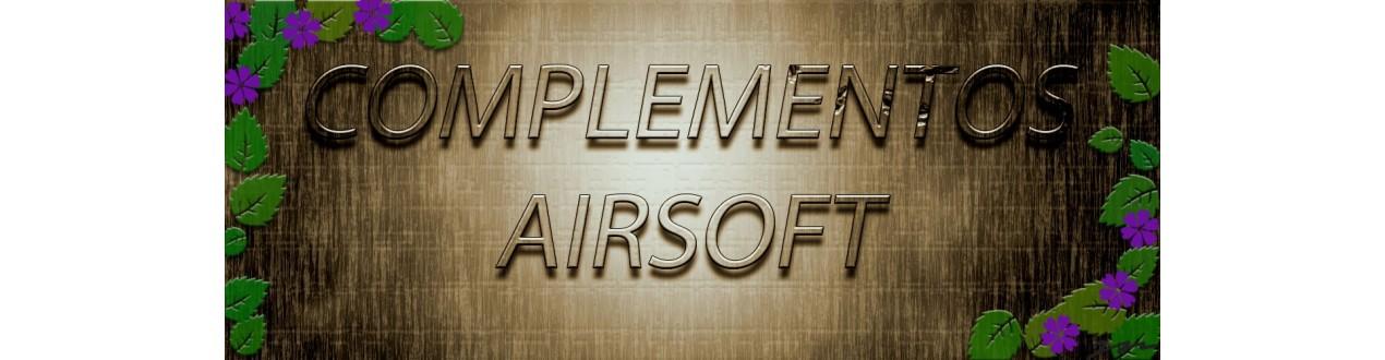 Los Mejores Complementos Airsoft del Mercado