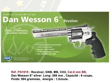 Revolver co2 4.5mm