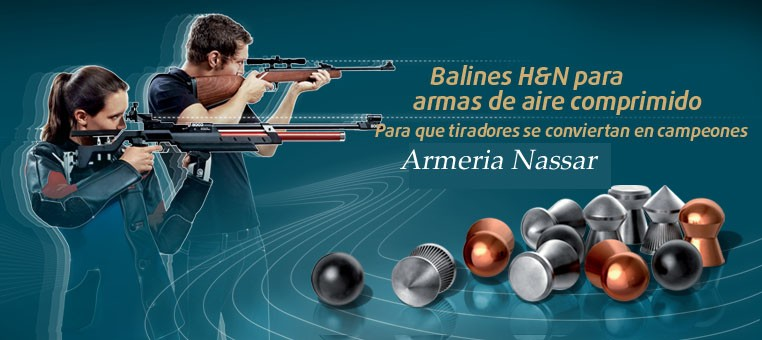 Balines H&N 4´5mm