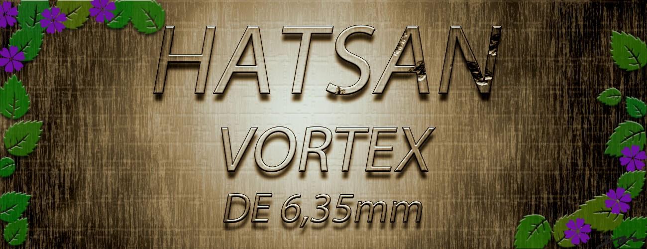 Hatsan Vortex 6,35mm