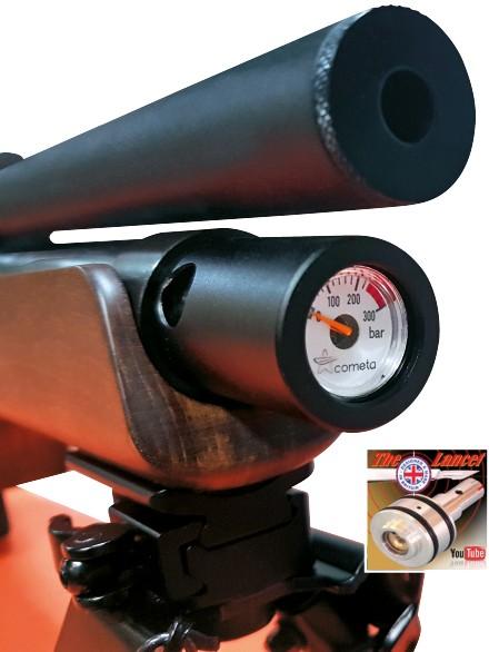 Cometa PCP regulada del 6.35mm