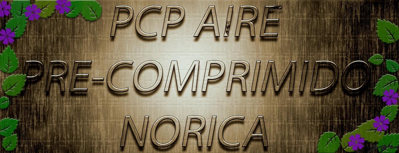 PCP - AIRE PRE-COMPRIMIDO 4.5mm, 5.5mm Y 6.35mm